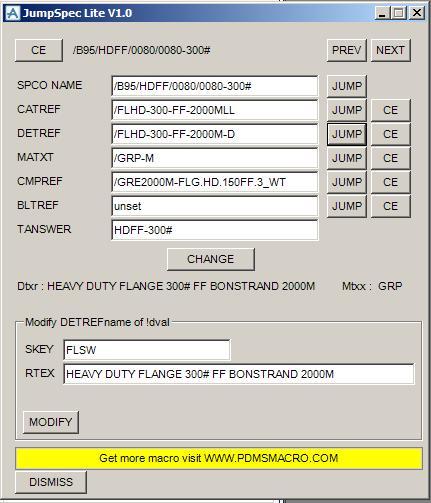 aveva pdms macro download | PDMS Macro